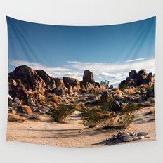 Desert Rocks Wall Tapestry