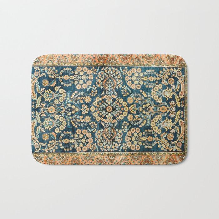 Sarouk  Antique West Persian Rug Print Badematte
