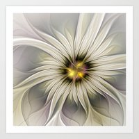 blossom Art Prints featuring Blossom by gabiw Art