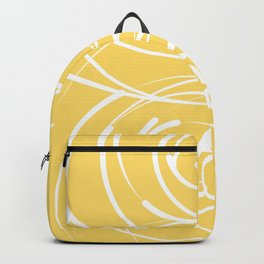 Yellow Flow 2 Backpack