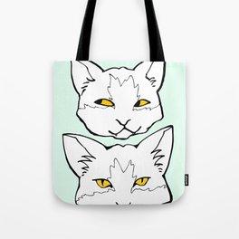 "Meow ""Color"" Tote Bag"
