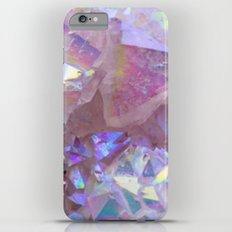 Pink Aura Crystals iPhone 6s Plus Slim Case