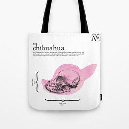 The Chihuahua Tote Bag