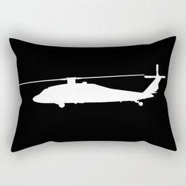 UH-60 Black Hawk Rectangular Pillow