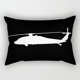 UH-60 Black Hawk Rectangular Pillow