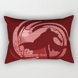 The Lord Vampire Rectangular Pillow