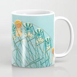 Candy Skies Ferris Wheel Coffee Mug