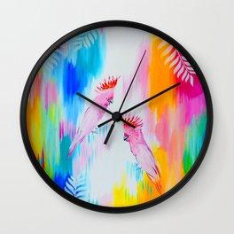 Fresh Wall Clock