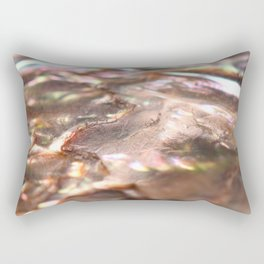 Abalone Shell Rectangular Pillow