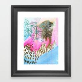 the equinox II Framed Art Print