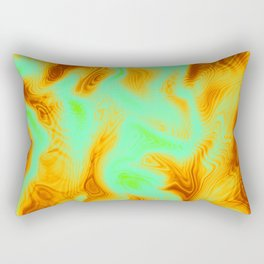 MIND FUZZ Rectangular Pillow