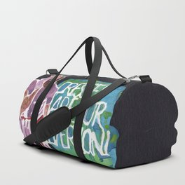 Dresses Are For Everyone Duffle Bag