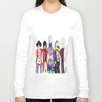 durarara Long Sleeve T-shirts featuring Squad Goals by Daosu