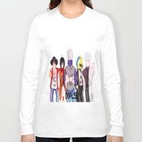 durarara Long Sleeve T-shirts featuring Squad Goals by Daosu