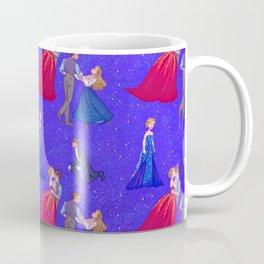 The Princess and the Con Man Coffee Mug