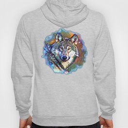 Aura of the Wolf Hoody