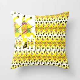 Ninja Pikaturtle Throw Pillow