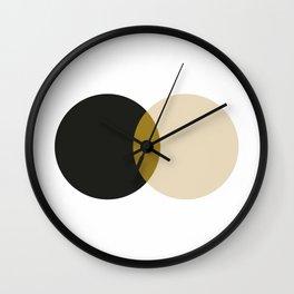 Love Minimal Wall Clock