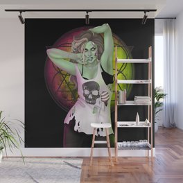 Punk Isn't Dead Wall Mural