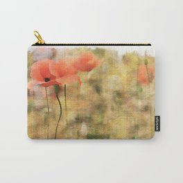 Poppy meadow -  photoadaption Carry-All Pouch