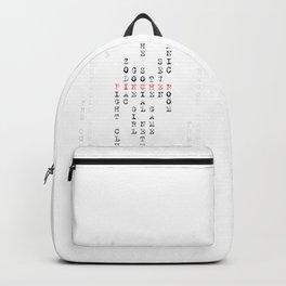 David Fincher Backpack