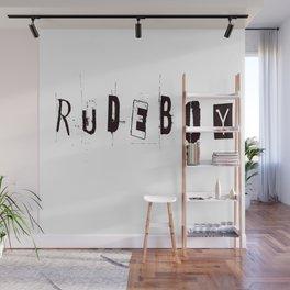Rudeboy Wall Mural