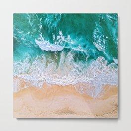 ocean wave 2 Metal Print