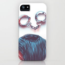Poorlitical Scientist iPhone Case
