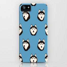 Husky Heads iPhone Case