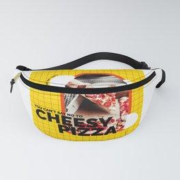 Cheesy Pizza Fanny Pack