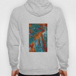 Aqua abstracta dynamica Hoody