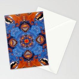 Kap Kaleidoscope Abstract 01 Stationery Cards