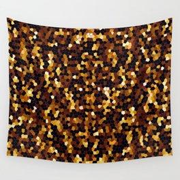 Mosaic Texture G37 Wall Tapestry