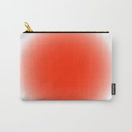 fluodot orange Carry-All Pouch