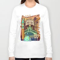 venice Long Sleeve T-shirts featuring Venice by Aleksandra Jevtovic