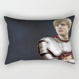 Arthur Pendragon - Once and Future King Rectangular Pillow