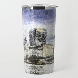 City of London Art Travel Mug