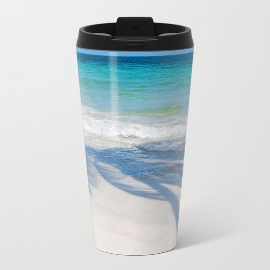SEA TREE Metal Travel Mug