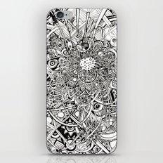 Inwards iPhone Skin