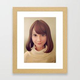 Reina Triendl Framed Art Print