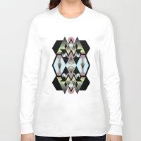 arabic Long Sleeve T-shirts featuring Arabic Castle by ALERTA