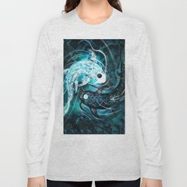 Ying Yang Long Sleeve T-shirt