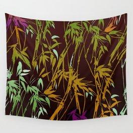 bamboo nites Wall Tapestry