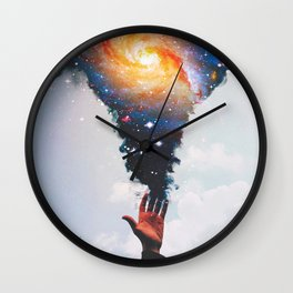 Getting Lost Wall Clock