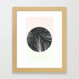 Meditations - Flow Framed Art Print