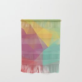 Geometric XI Wall Hanging