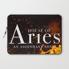 House of Aries Fire Laptop Sleeve