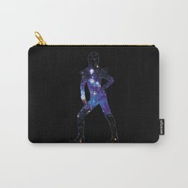 Ziggy Black Space Carry-All Pouch