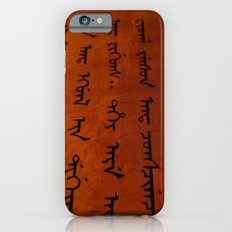 Manchu Slim Case iPhone 6s
