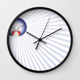 FlyFlag! Wall Clock